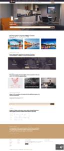 dream apartments website