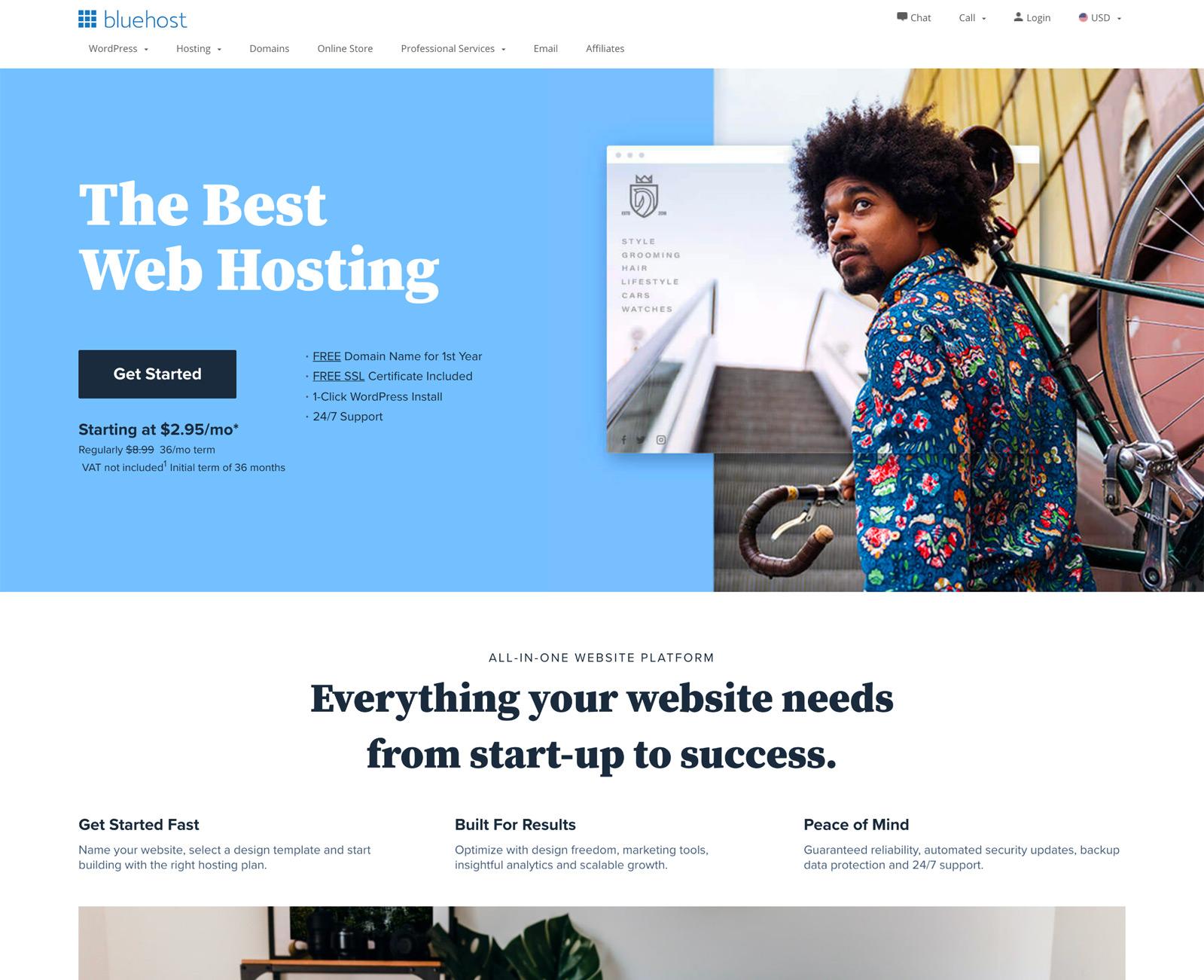 best wordpress hosting uk